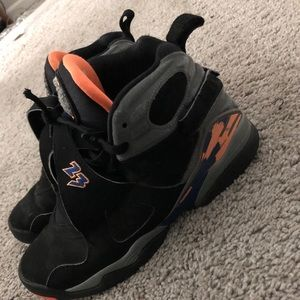 Air Jordan Retro 8 Phoenix Suns.